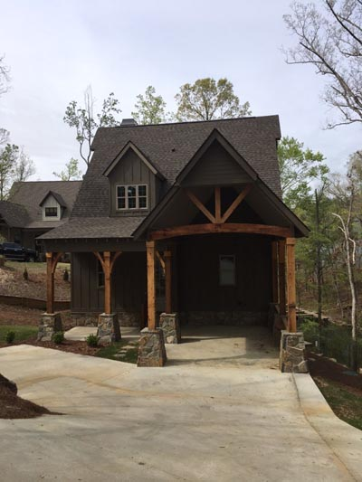 Lake Martin New Home - Stoney Ridge 2