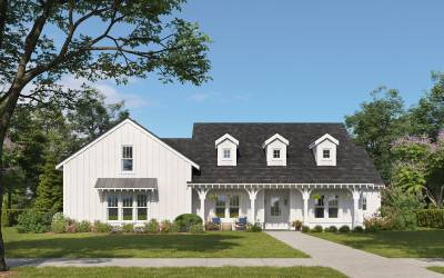 Wimberly Farms Lot 2A-1B- The Fullerton (6 Bedroom/3.5 Bath)