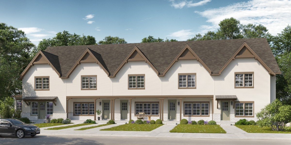 Hidden Lakes Townhomes - End Unit B